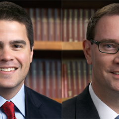 BEN DE LEON AND GEORGE WARD SELECTED AS SUPER LAWYERS - RISING STARS 2016