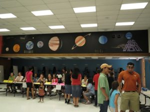 Delvalle and Space Mural image