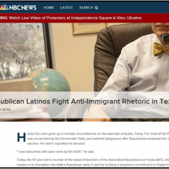 Hector DeLeon in NBC News